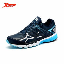 XTEP Brand Professional Running Shoes 2016 Men Sports Shoes Damping Cushioning Trail Runner Athletic Wide Sneakers 984419119255
