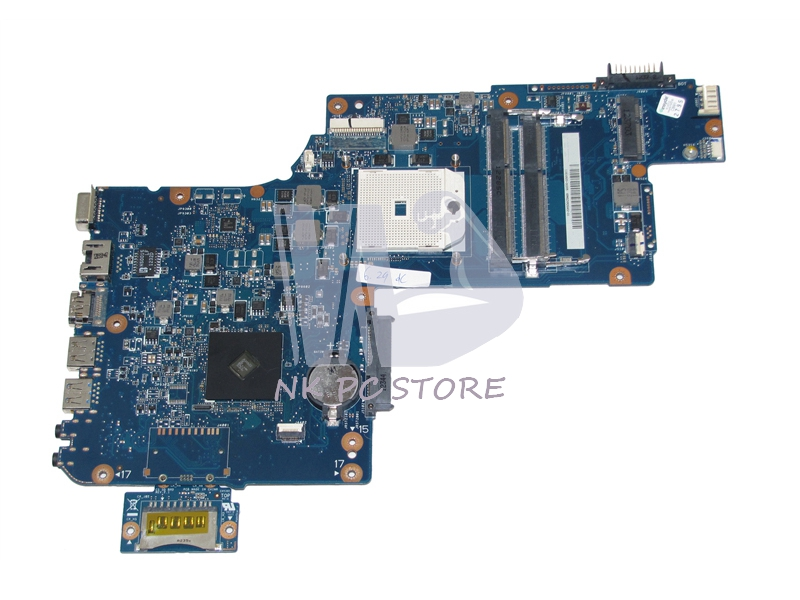 H000043580 MAIN BOARD For Toshiba Satellite C875D L870 L875 C875 Laptop Motherboard Socket fs1 DDR3 PLAC CSAC UMA nokotion h000041530 laptop motherboard for toshiba satellite l850d c850 c855 plac csac uma main board socket fs1 ddr3