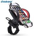 Nueva Inteligente Universal para Bicicleta Mango Teléfono Horquilla Del Montaje Del Soporte de Teléfono Celular Caso Motocicleta Manillar Para El Teléfono Móvil GPS