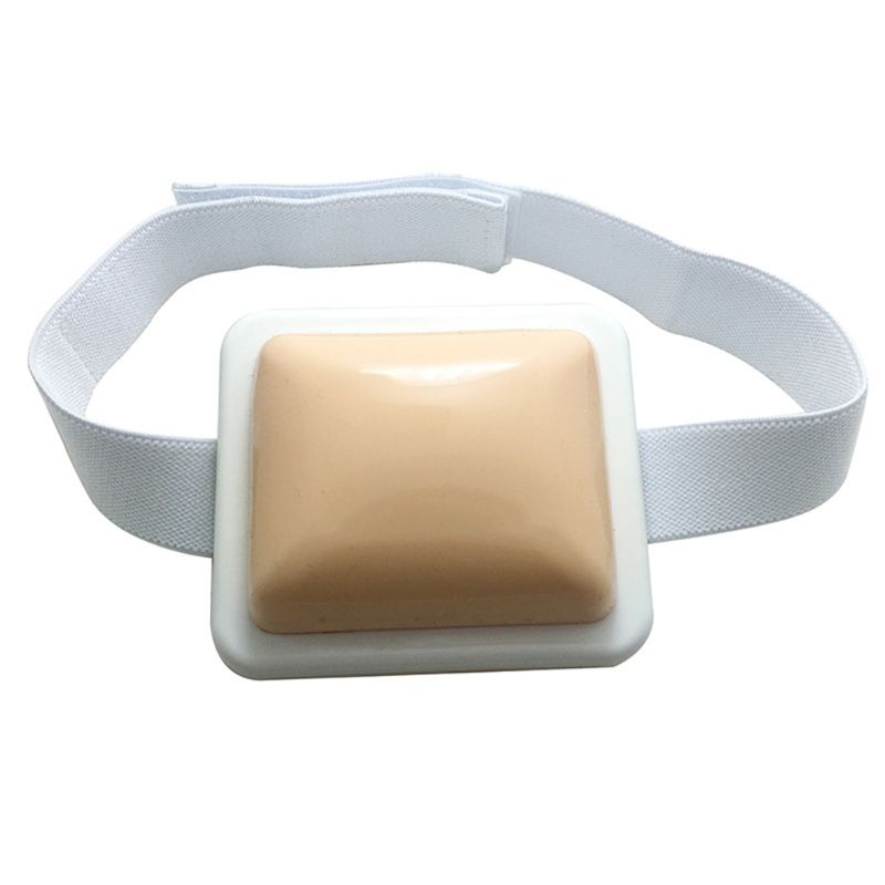 Injection Pad-Plastic Intramuscular Injection Training Pad For Nurse Medical Students Training Practice Tool