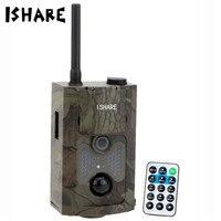 ISHARE 3G HD 1080 P SMS Jagd Kamera 12MP Infrarot LED Nachtsicht Scouting Hunter Cam Wasserdicht Wildlife Trail kamera