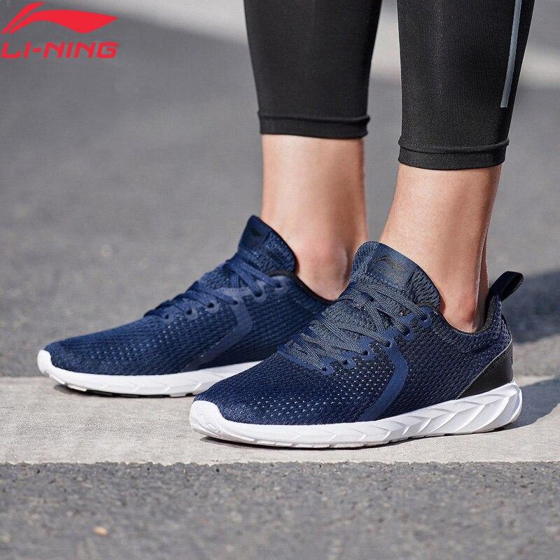 Li-ning hommes futur coureur chaussures de course respirant léger doublure portable chaussures de Sport confort baskets ARBN069 XYP747