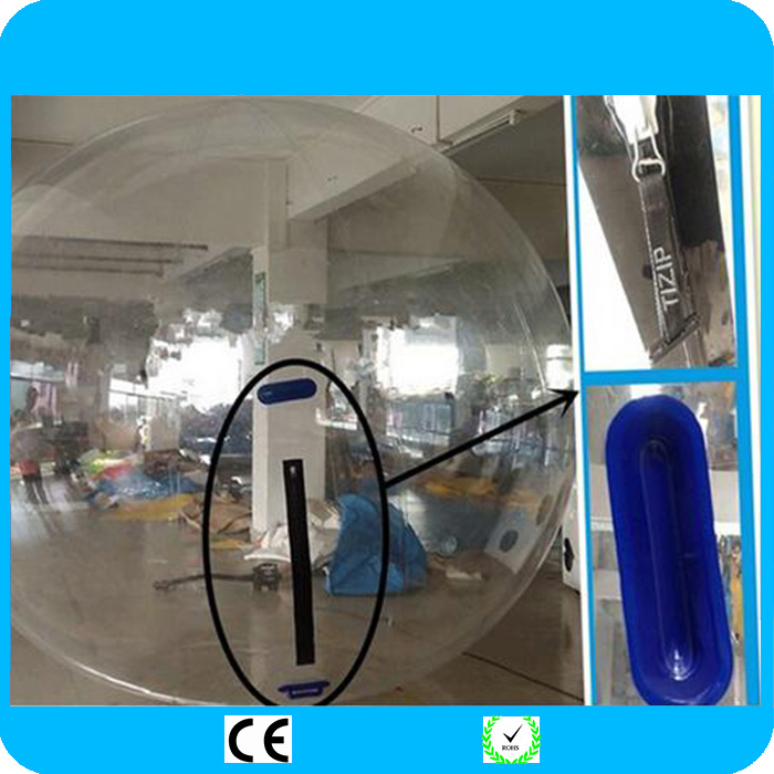 2018 Fede inflable agua caminando pelota agua bola de balanceo globo - Deportes y aire libre - foto 4