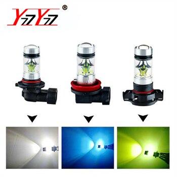 Yzzyzz H11 H7 Led Antiniebla De Coche Lampara De H1 H3 H10 9005 Hb3