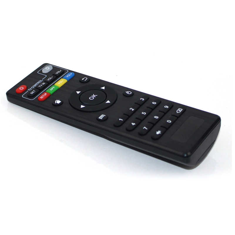 Universal IR Remote Control untuk Android TV Box H96 Pro/V88/Mxq/Z28/T95X/T95Z plus/TX3 X96 Mini Pengganti Remote Controller
