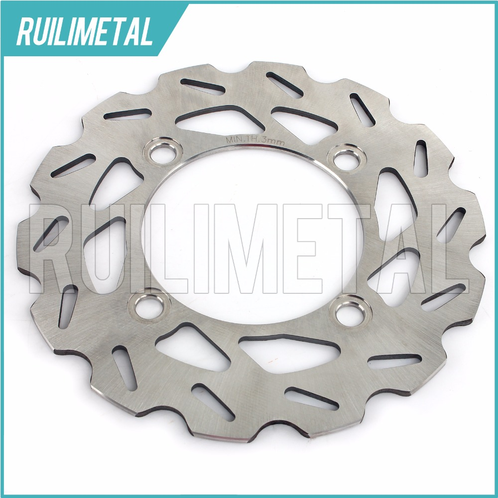 Front Brake Disc Rotor for SUZUKI LT-A 750 XRK9 King Quad 750 AXi Rockstar Edition Power Steering Limited Camo 09-16 ATV QUAD magpul g lt p moe sniper rifle limited edition