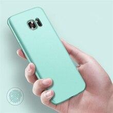 Matowe Kolorowe etui Samsung