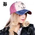 [FLB] 5 панель хип-хоп snapback шляпы пары шляпа Парень девушка чистая хлопок бейсболки сделать старый пиратский корабль якорь gorras мыть cap