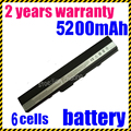 Jigu 6 celdas de batería portátil para asus k42 k52 a52 a52f a52j a31-k52 a32-k52 a41-k52 a42-k52 envío gratis + regalo