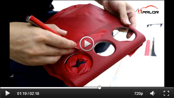 Installation Video How To Film Interior (Watch Below Video)