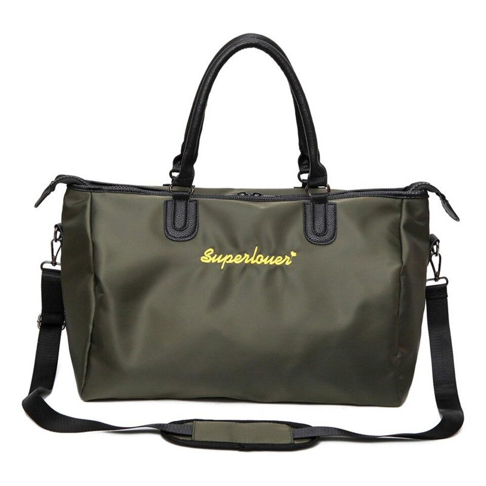 Gym Bag For Women Men Handbags Outdoor Sport Bags Oxford Multifunctional Sport Bag Training Travel Fitness Yoga Mat Bags Sac De