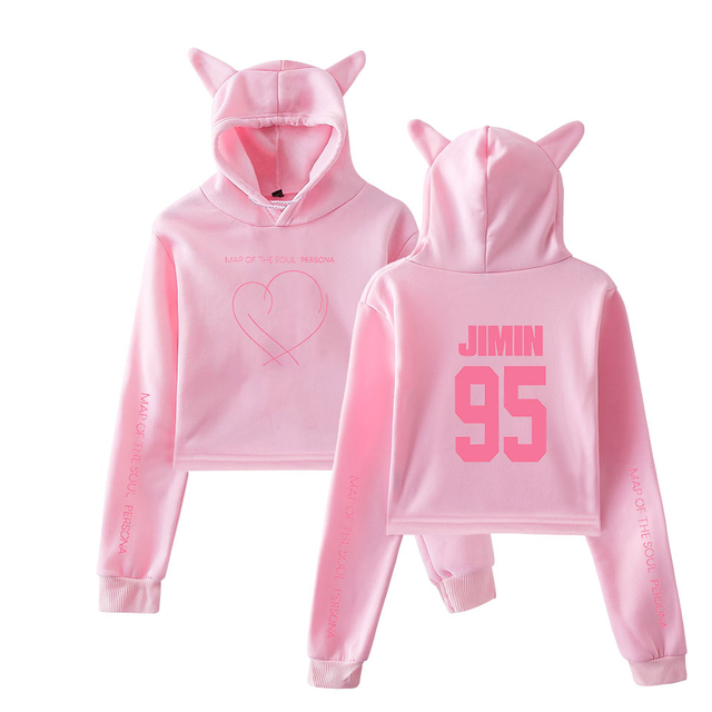 MAP OF THE SOUL PERSONA EAR HOODIE (32 VARIAN)