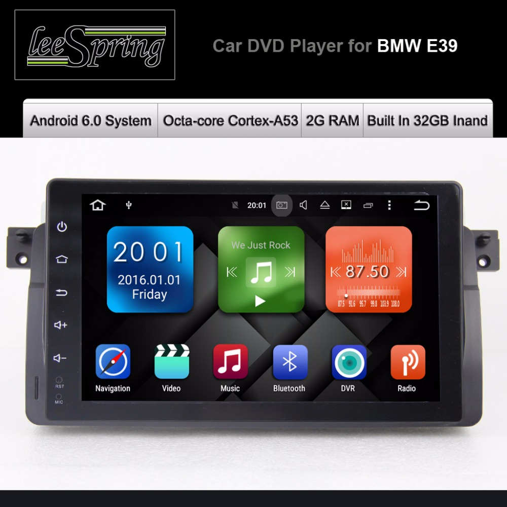 Aliexpress com buy 9 inch android car dvd player video for bmw e39 x5 m5 e53 quad core wifi gps navigation fm radio map no dvd function from reliable