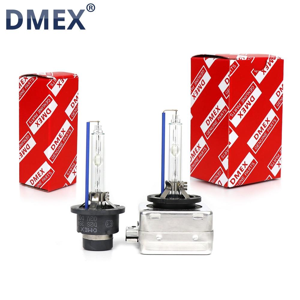 2Pcs D2S D2R OEM Headlight Bulbs HID Xenon Lapms 85126 66050 66250 8000K Ice Blue