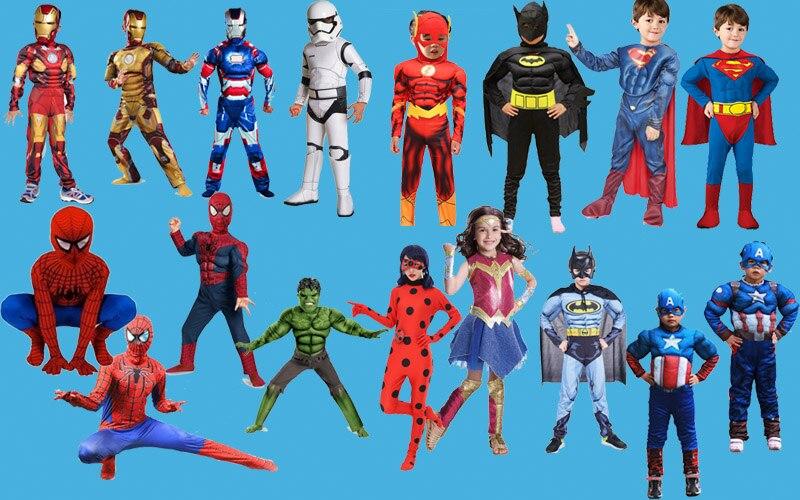 Purim Iron Man Mark Costume Suit Halloween Christmas Superhero  Ironman Costume For Kids Boys Girls Cosplay Fantasia Avengers