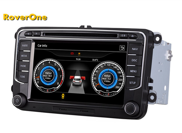 Rns 510 rns510 for vw for volkswagen mib infotainment for Mueble 2 din seat leon 1m