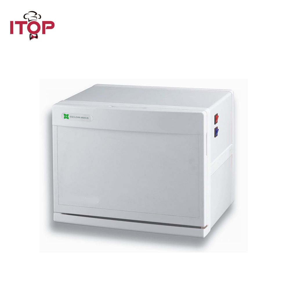 ITOP 8L/18L Wet Towel Box Electric Warmer Hotel Restaurant Home Use Sterilization and Disinfection Function EU/US Plug
