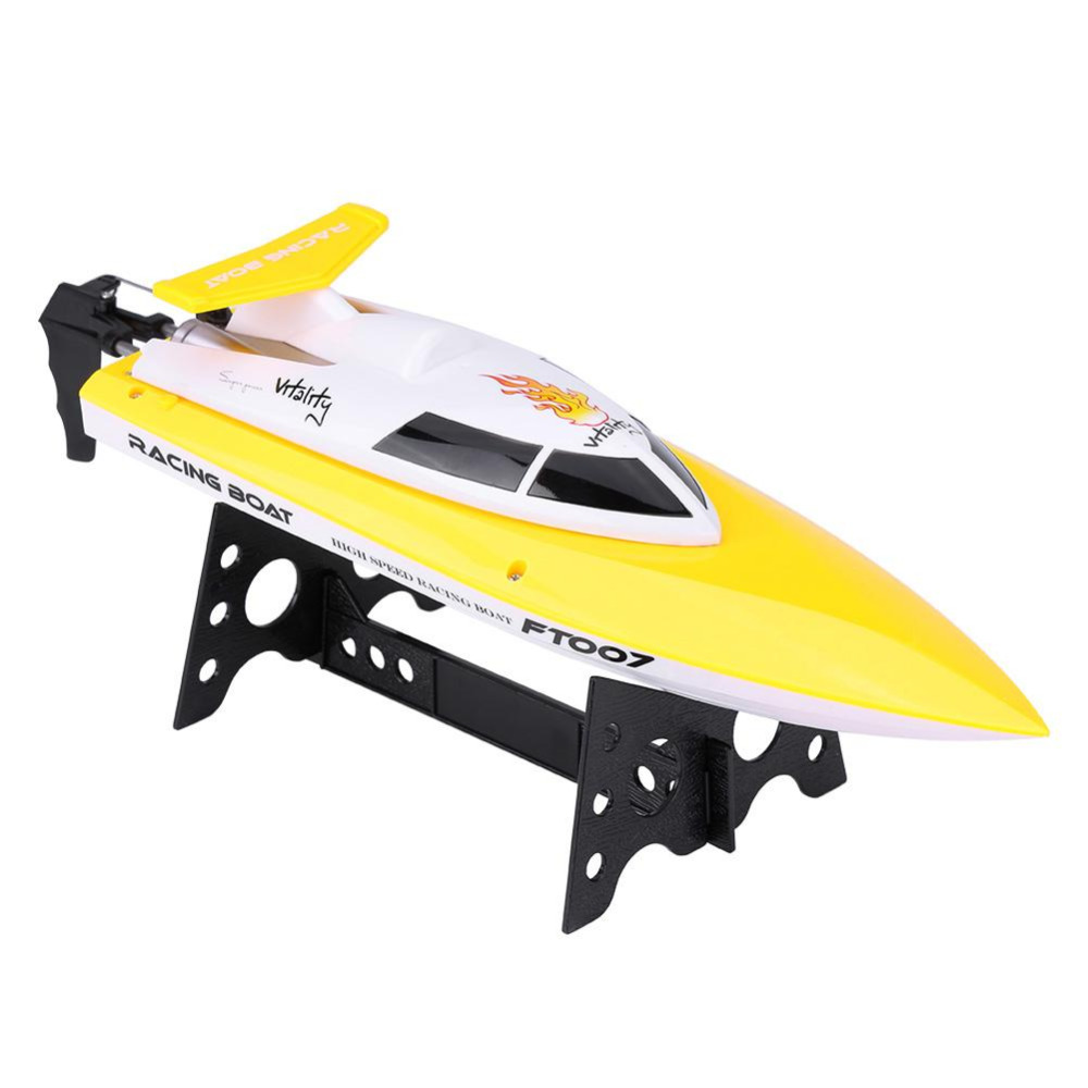 RC Speedboat RC Boat Toys 2.4GHz 20-25km/h Racing Remote Control Boat Toys With Controller As Gifts For Children Toys Kids Gift цена и фото