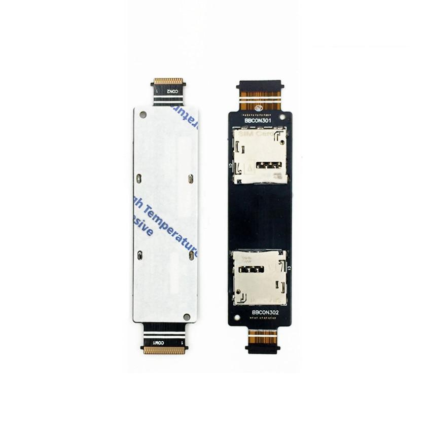 Single/Dual SIM Flex Cable For ASUS Zenfone 5 A500CG A501CG T00J A500KL SD Card Reader Slot Replacement