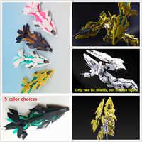 EffectsWings EW DE Schilden voor Bandai 1/144 RG HG RX-0 Eenhoorn Banshee Phenex Gundam 4 kleur keuze DE013