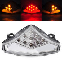 For KAWASAKI ER 6N ER 6F ER6N ER6F NINJA 650R 2012 2013 2014 2015 2016 Motorcycle Tail Light Turn signal Blinker Lamp Assembly