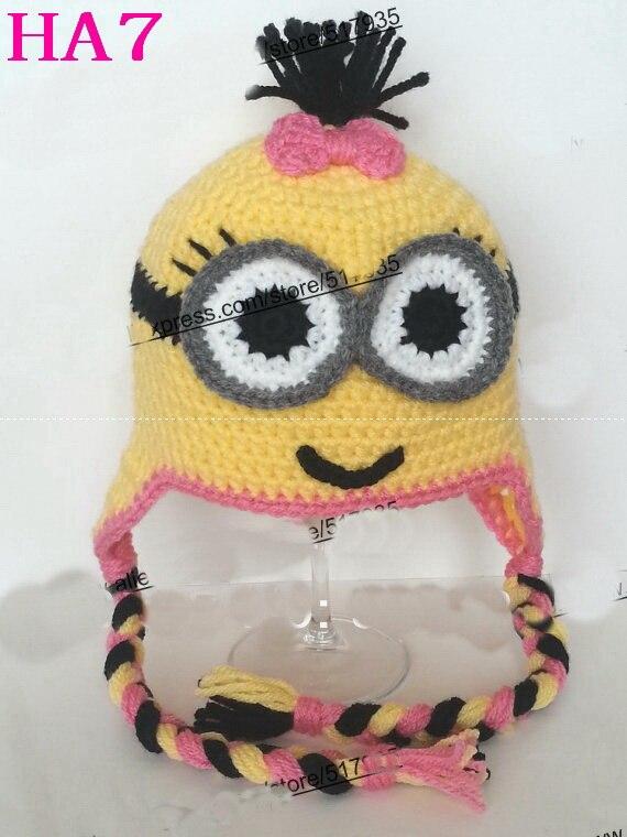 100% hecho a mano del ganchillo del bebé sombrero infantil sombrero ...