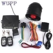 Универсальная Автомобильная Сигнализация вибрации сигнализация Автозапуск Безопасности Системы Дистанционного fe16