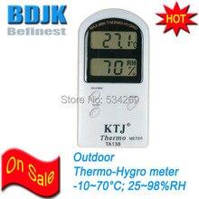 Discount! Digital Indoor Hygrometer &Thermometer C/F Mode Moisture and Temperature Measurement