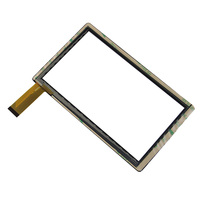 7 Inch Black Capacitive Touch Screen Digitizer Glass Replacement For CUBE Q7 ALLWINNER A13 Q8 Q88
