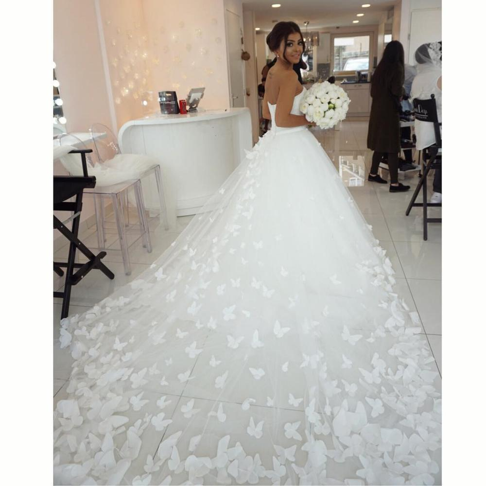 Sexy Sweetheart A Line Princess Wedding Gowns 14 Butterfly