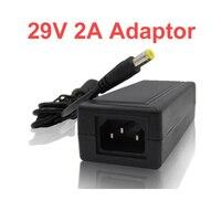 29 V 2A zasilacz 29 V 2A prąd zasilania dla CCTV 29 V zasilacz EURO US style DC zasilacz 29 V