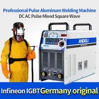 Andeli Tig 250pac Inverter Ac Dc Digitale Blokgolf Aluminium Met Tig spot welder Lasser welding equipment machine soldering