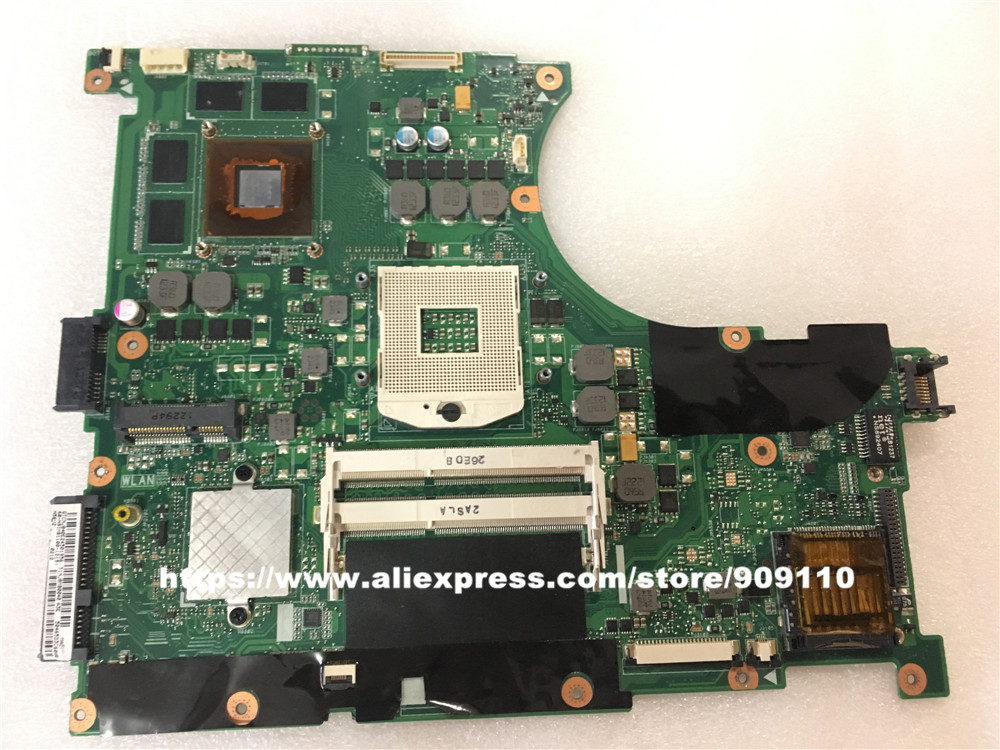 Yourui For Asus N56VZ N56V Laptop For Motherboard N56VM REV2.3 Mainboard GT650M 2GB DDR3 N13P-GT-A2 PGA989 Tested Well