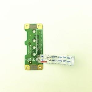 Power Button Board Cable For HP Compaq G70 G60 G50 Presario CQ50 CQ60 CQ70 48.4H503.011 50.4AH23.001 Laptop ON/OFF Flex(China)