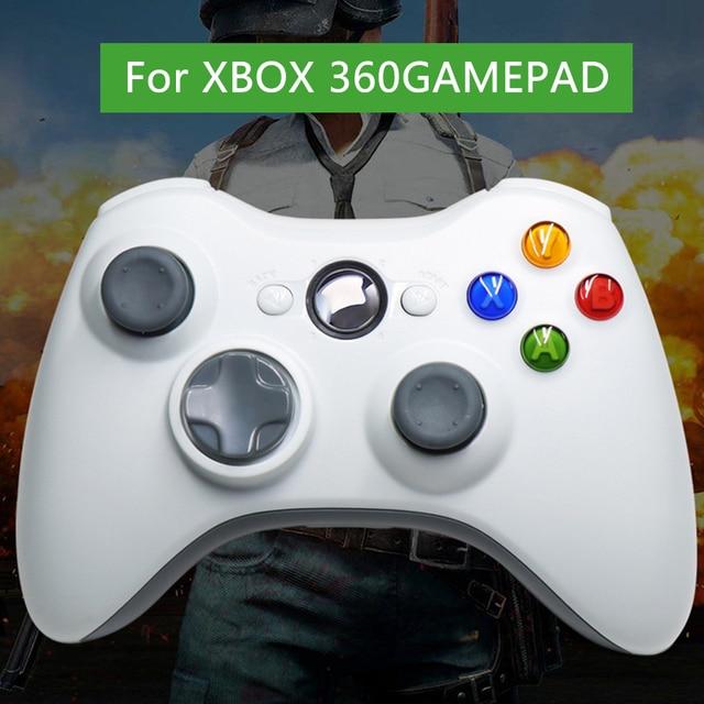 ゲームパッド Xbox 360 ワイヤレスコントローラー Xbox 360 Controle ワイヤレスジョイスティック用 XBOX360 ゲームコントローラーゲームパッドジョイパッド