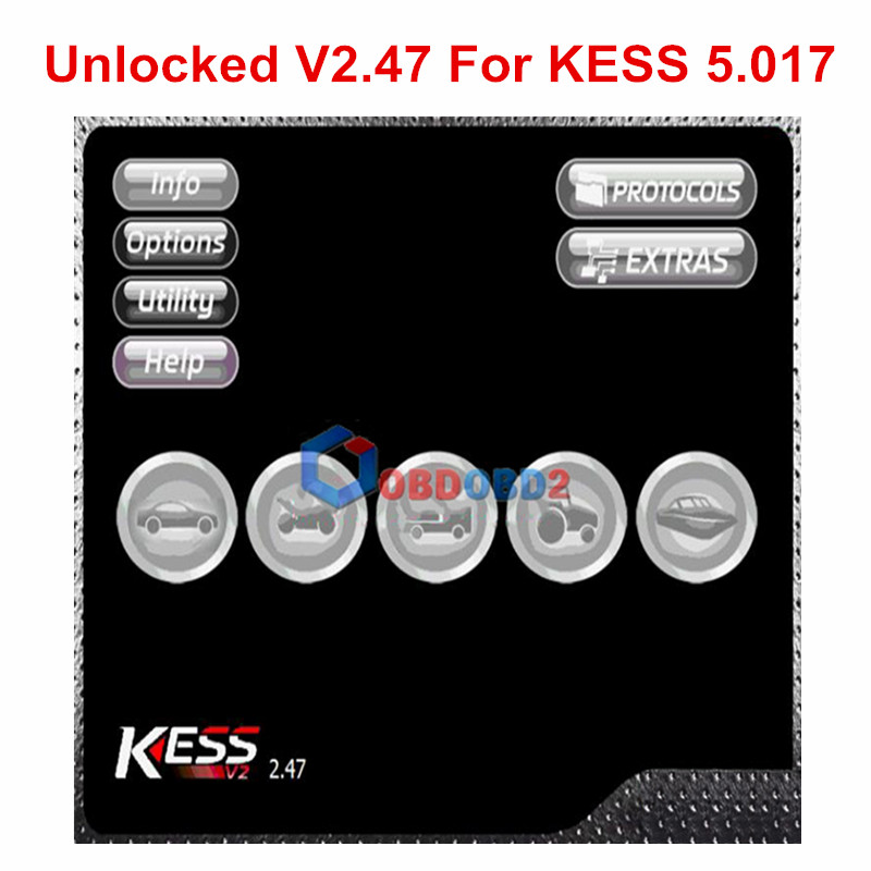 Prodotto - Online V2 47 EU KESS V5 017 KESS V2 5 017 No