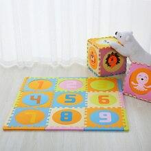 20pcs Children s Mat Baby Toys EVA Foam Puzzle Play Mat For Children Kids Rug Puzzle