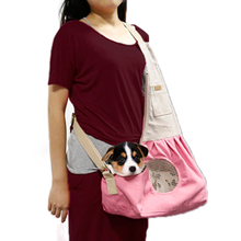 Pet Dog Portable Foldable Carrying Bags