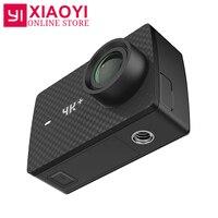 [Международное издание] YI 4 K ПЛЮС Действие Камера 4 K + Спорт действий Камера 155 градусов 2,19 4 K/60fps Ambarella H2 чип EIS USB3.0