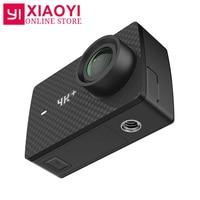 [International Edition] YI 4K Plus Action Camera 4K+ Sports Action Camera 155 Degree 2.19 4K/60fps Ambarella H2 Chip EIS USB3.0