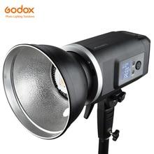 Godox SLB60W 60 wát 5600 k Phiên Bản Màu Trắng tay cầm loại Ngoài Trời Xách Tay Liên Tục LED Sử Dụng Pin Lithium (Bowens mount)