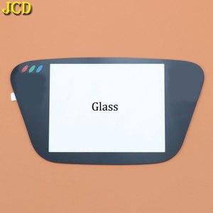 Image 5 - JCD 1 PCS Schwarz Glas Bildschirm Objektiv Schutzhülle Für Sega Spiel Getriebe Ersatz Screen Protector GG Objektiv