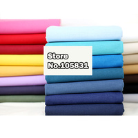 Pure solid color cotton 16oz canvas fabric for diy cloth sofa cushion pillow bags curtain cloth tablecloth materials thickening