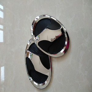 Image 2 - High Quality Vitz Chrome Badge Emblem For 2006 Toyota Yaris / Vios AP038