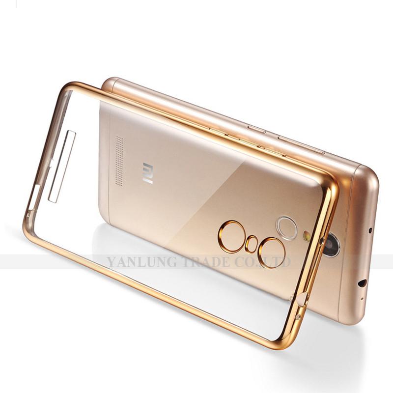 Wyczyść Miękka TPU Phone Case dla Xiaomi Redmi Uwaga 4X4 3 Pro Prime 3 s 3x dla Xiaomi mi5 mi6 4a 6 mi5s Plus mi4c mix max 2 5c Okładka 10