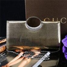 Hohe Qualität Frauen PU Lackleder Handtaschen Kleine Tragetasche Schwarz Rot Designer Handtasche Damen Gold Kupplung Abendtaschen #8285