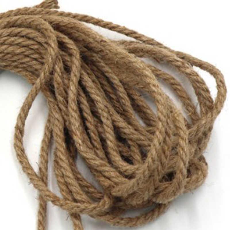 Tailoring Rubber Pipe Scarf Hat Yarn String Rope Knitting Needles Brown