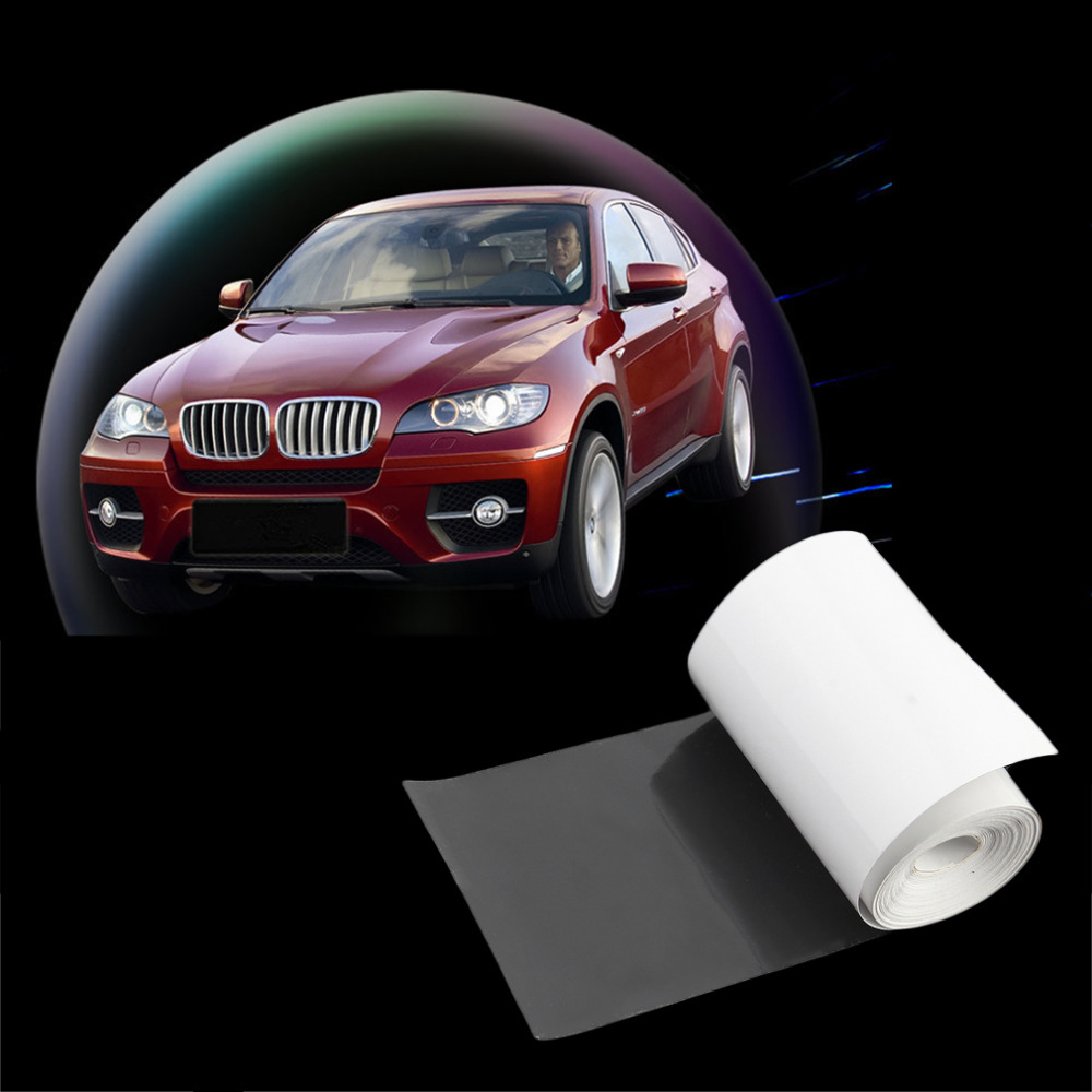 2017 newest white automotive protective film rhino skin for Car paint protection film cost