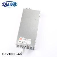Оригинал MEAN WELL Источник питания Блок переменного тока в dc светодио дный источника питания 750 Вт 5 В 150A 1000 Вт 12 В 83.3A 15 В 66.7A 24 В 41.7A 48 В 20.8A