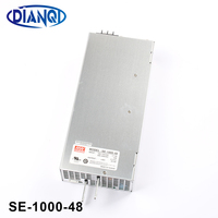 Оригинал MEAN WELL Источник питания Блок переменного тока в dc Светодиодный источника питания 750 Вт 5 В 150A 1000 Вт 12 В 83.3A 15 В 66.7A 24 В 41.7A 48 В 20.8A
